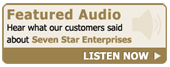 Hear What Customers Have to Say About Seven Star Enterprises
