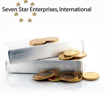 Precious Metals Broker & Monetary Specialist Seven Star Enterprises ...